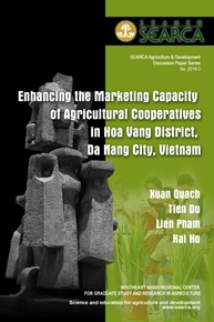 Enhancing the Marketing Capacity of Agricultural Cooperatives