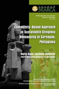 Community-Based Approach to Sustainable Stingless Beekeeping in Sorsogon, Philippines
