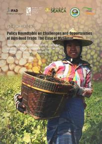 Policy Roundtable on Challenges and Opportunities of Agri-food Trade: The Case of Myanmar (ATMI-ASEAN)