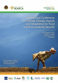 International Conference on Climate Change Impacts and Adaptation for Food and Environmental Security Souvenir Program and Abstracts of Conference Papers