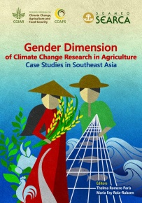 Gender Dimension of Climate Change Research in Agriculture: 