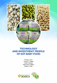 Technology and Investment Profile of Soy Baby food