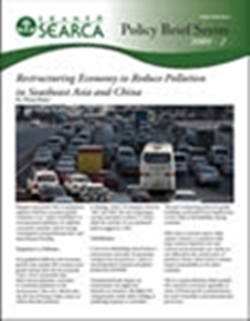 Restructuring Economy to Reduce Pollution in Southeast Asia and China