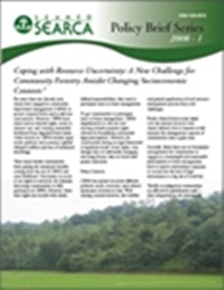 Coping with Resource Uncertainty: A New Challenge for Community Forestry Amidst Changing Socioeconomic Contexts