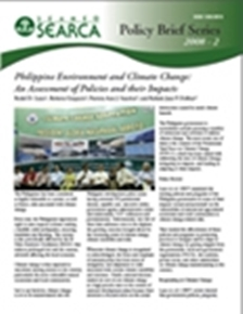 Philippine Environment and Climate Change: An Assessment of Policies and their Impacts