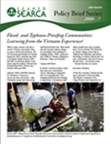 Flood- and Typhoon-Proofing Communities: Learning from the Vietnam Experience