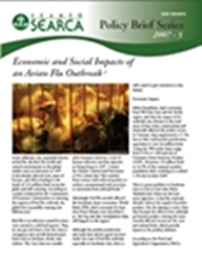 Economic and Social Impacts of an Avian Flu Outbreak