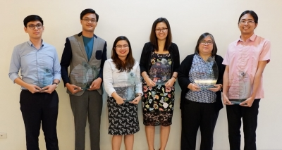 Biotech Journalists Honored at 13th Jose Burgos, Jr. Awards