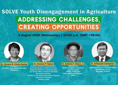 13th SOLVE webinar highlights the role of gender and youth in ARD
