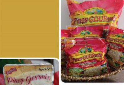 Uniquely Filipino healthy cereal Pinoy GOURmix shows high financial viability - SEARCA and DA-BAR study