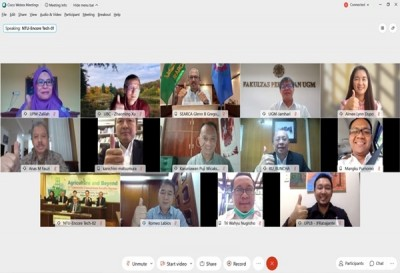 National Taiwan University leads the 2nd UC Faculty Forum 2020 virtually