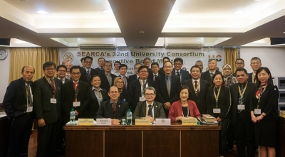 UC holds its 32nd Executive Board Meeting at National Taiwan University (NTU)