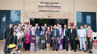 SEARCA conducts orientation at UPM