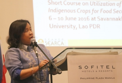 SEARCA bares hallmarks of its capacity building initiatives