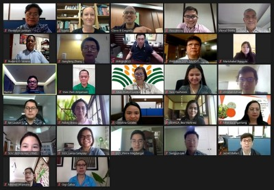 SEARCA successfully conducts virtual Inception Workshop on ADB TA 9689 REG: Analysis of Fruit and Vegetable Value Chains in the Philippines