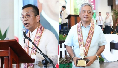 Former SEARCA Director receives UPLB-CEM Centennial Outstanding Alumnus Award